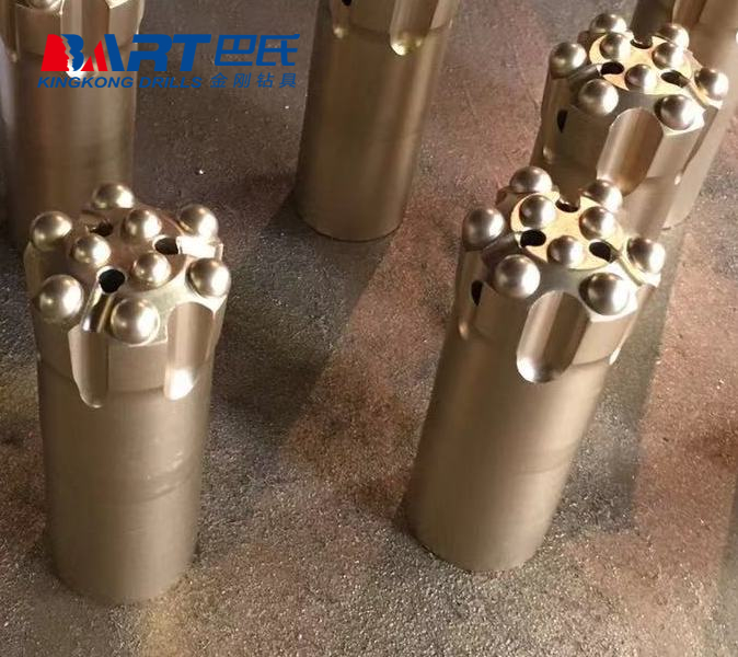 R32 R35 Thread Rock Drilling Button Bits