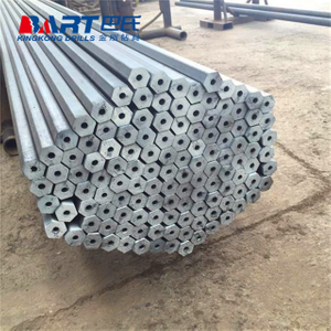 Hollow Hexagonal Drill Steel