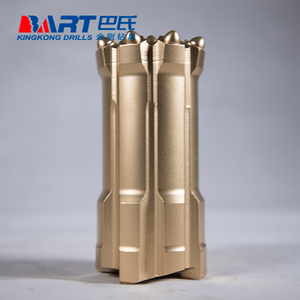 T51-102mm Retrac Threaded Rock Drilling Button Bit